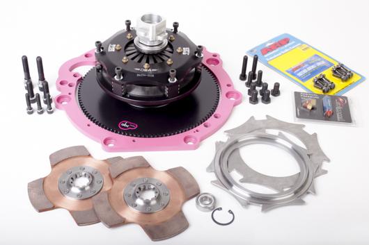 1/2JZ – BMW gearbox adapter Kit - ABC-Clutch