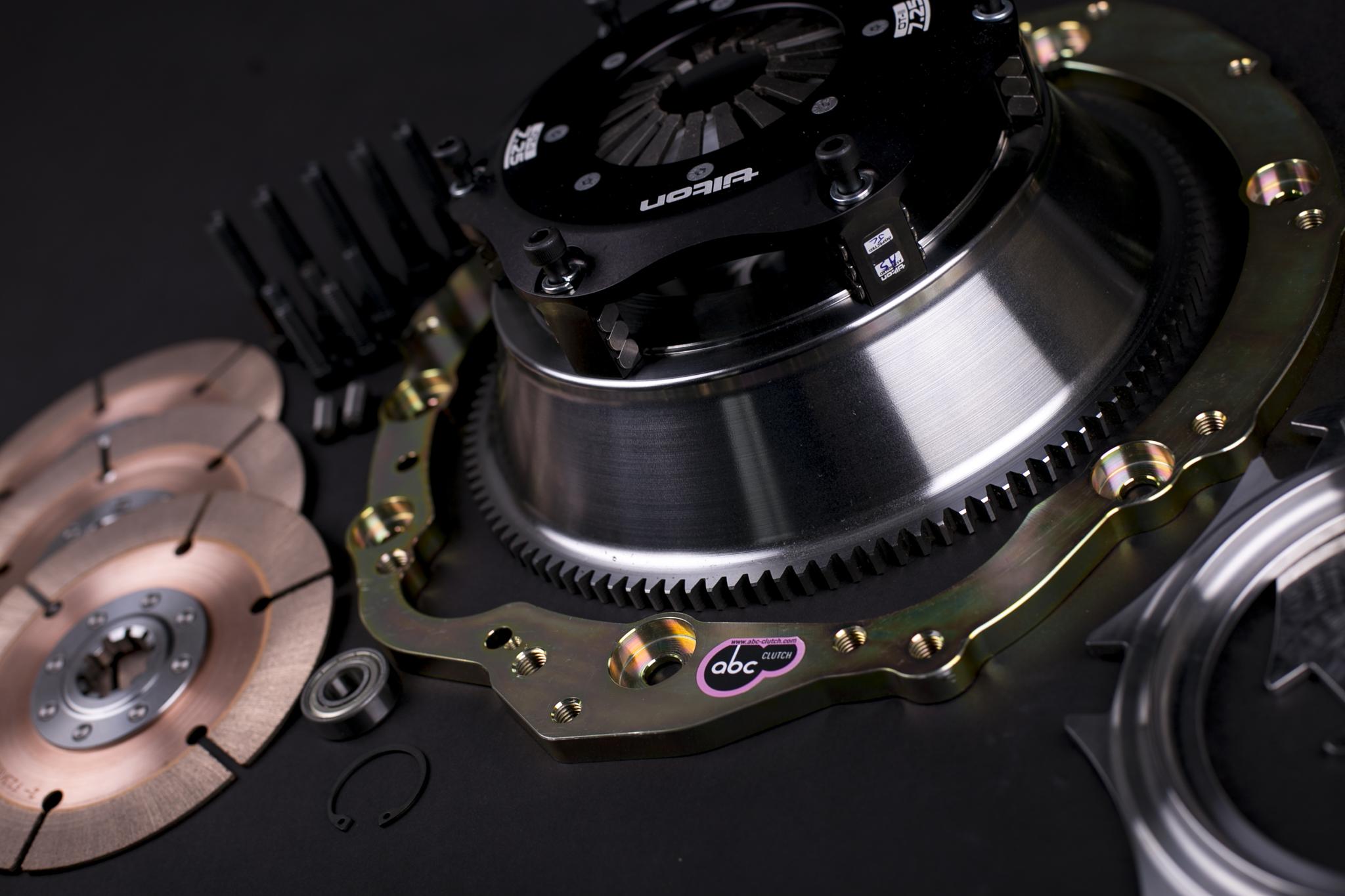 1/2JZ - 350z Gearbox Adapter Kit - ABC-Clutch